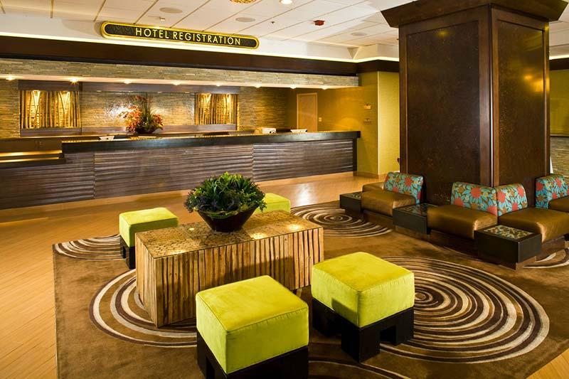 Freemont Hotel Casino Lobby