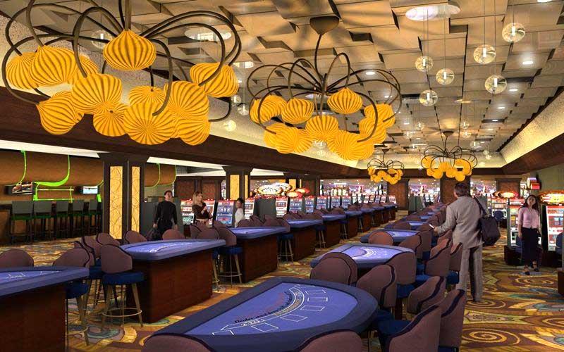 Freemont Casino Floor