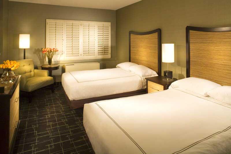Freemont Casino Double Room